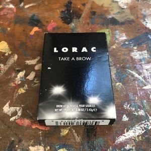 Lorac - Take A Brow - Blonde